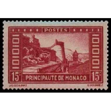 Monaco N° 0119 Obli