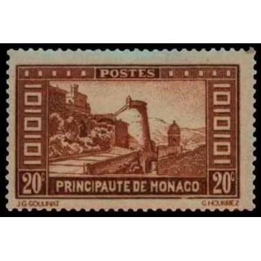 Monaco N° 0120 Obli