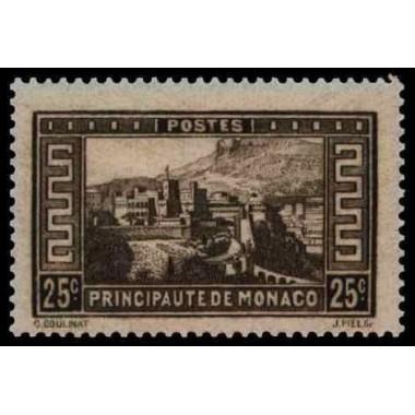 Monaco N° 0121 Obli