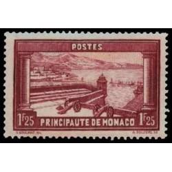 Monaco N° 0127 Obli