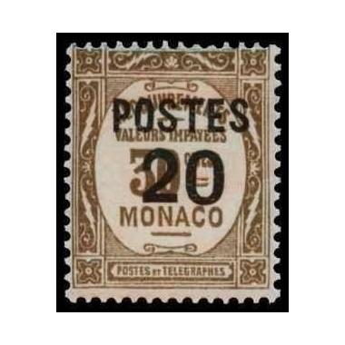 Monaco Obli N° 0143