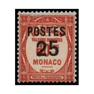 Monaco N° 0144 Obli