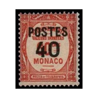 Monaco N° 0146 Obli