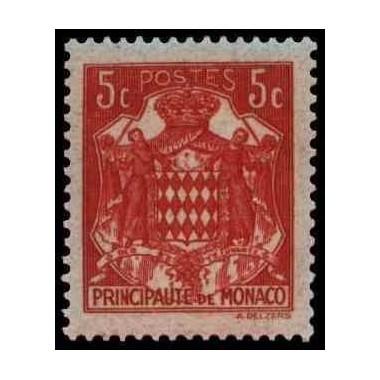 Monaco N° 0157 Obli
