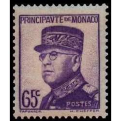 Monaco N° 0160 Obli