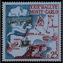 Monaco N° 0524 Obli