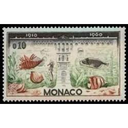 Monaco N° 0527 Obli