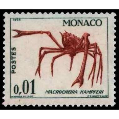 Monaco N° 0537A Obli