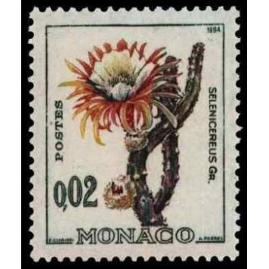 Monaco N° 0537B Obli