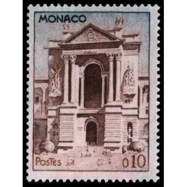 Monaco N° 0539 Obli