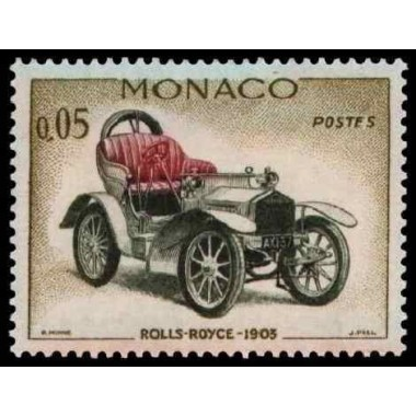 Monaco Obli N° 0561