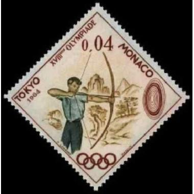 Monaco Obli N° 0657