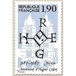 FR N° 2478 Neuf Luxe
