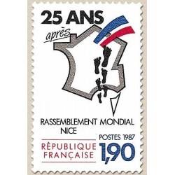 FR N° 2481 Neuf Luxe