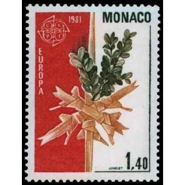 Monaco Obli N° 1273
