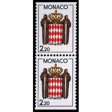 Monaco Obli N° 1613a