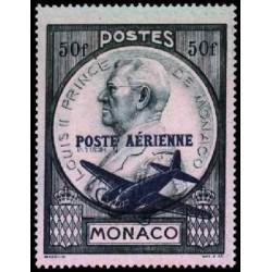 Monaco PA Neuf ** N° 0013