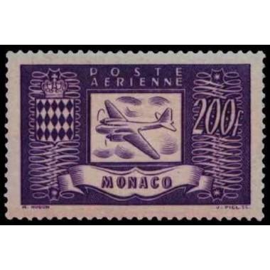 Monaco PA N° 0018  N **