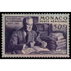Monaco PA Neuf ** N° 0022