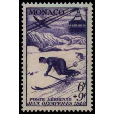 Monaco PA N° 0033  N **