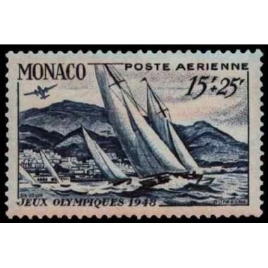 Monaco PA N° 0035  N **