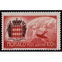 Monaco PA Neuf * N° 0007