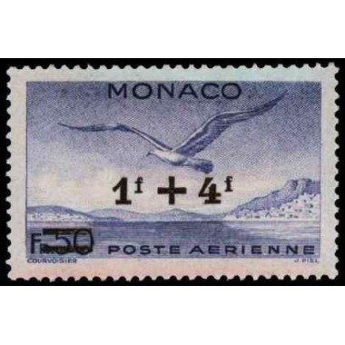 Monaco PA Neuf * N° 0011