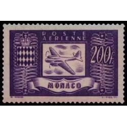 Monaco PA Neuf * N° 0018