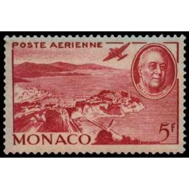 Monaco PA Neuf * N° 0019