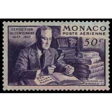 Monaco PA Neuf * N° 0022