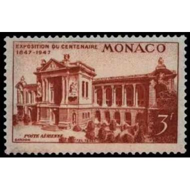 Monaco PA Neuf * N° 0024