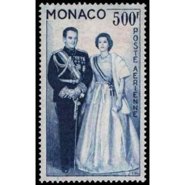 Monaco PA Neuf * N° 0072