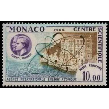 Monaco PA Neuf * N° 0080