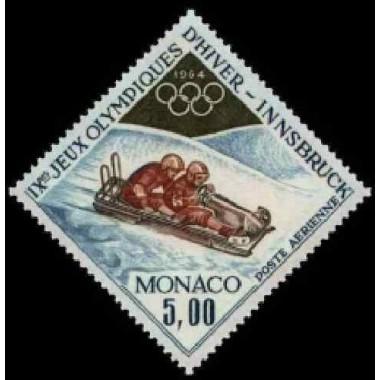 Monaco PA Neuf * N° 0083