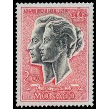 Monaco PA Neuf * N° 0087