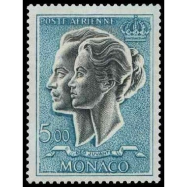 Monaco PA Neuf * N° 0089