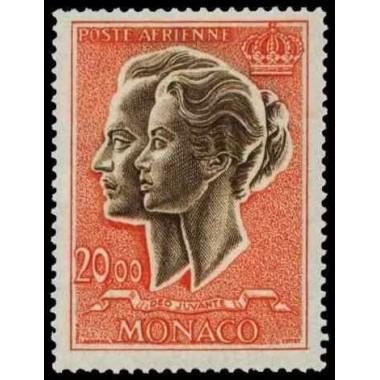 Monaco PA Neuf * N° 0090A