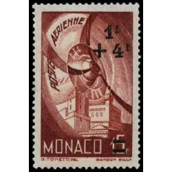 Monaco PA Obli N° 0009