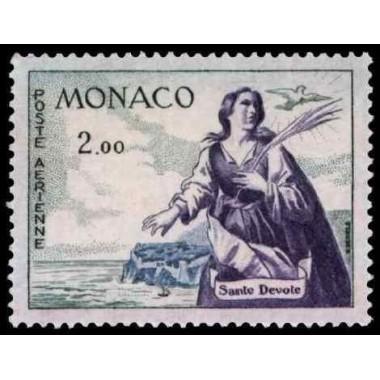 Monaco PA Obli N° 0073