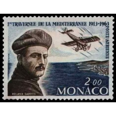 Monaco PA Obli N° 0081