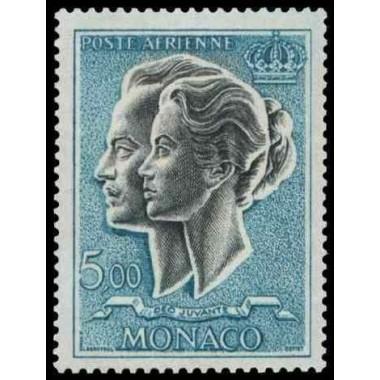 Monaco PA Obli N° 0089
