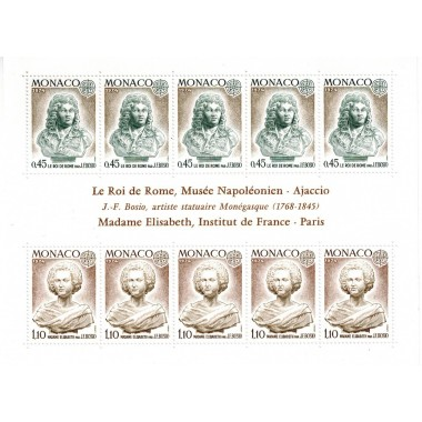 Monaco BF Neuf ** N° 0009