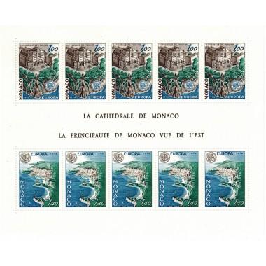 Monaco BF Neuf ** N° 0014
