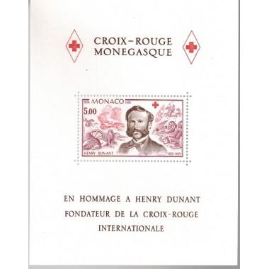 Monaco BF Neuf ** N° 0015