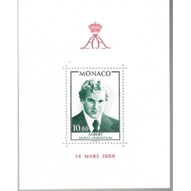 Monaco BF Neuf ** N° 0016