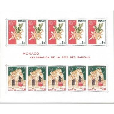 Monaco BF Neuf ** N° 0019