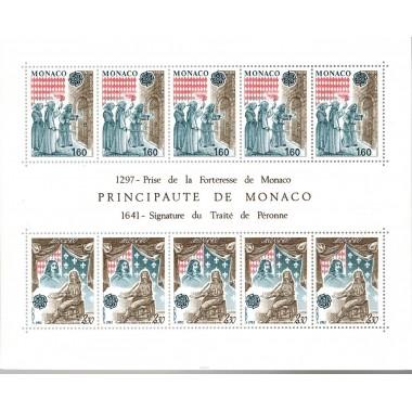 Monaco BF Neuf ** N° 0022