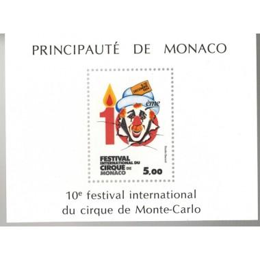 Monaco BF Neuf ** N° 0029
