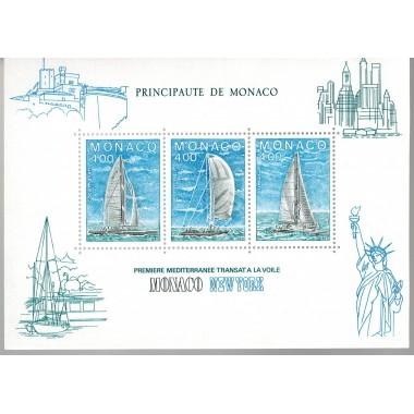 Monaco BF Neuf ** N° 0032