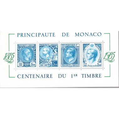 Monaco BF Neuf ** N° 0033
